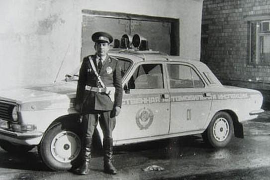Фотографии служебных милицейских